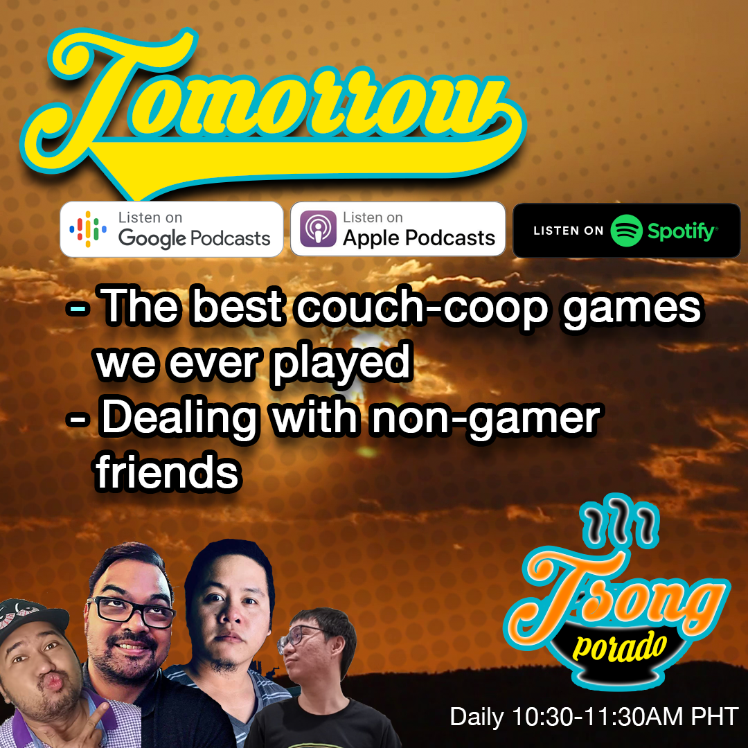 Ep. 7 - Best Couch Coop Gaming Memories, Dealing with Non-gamer Friends