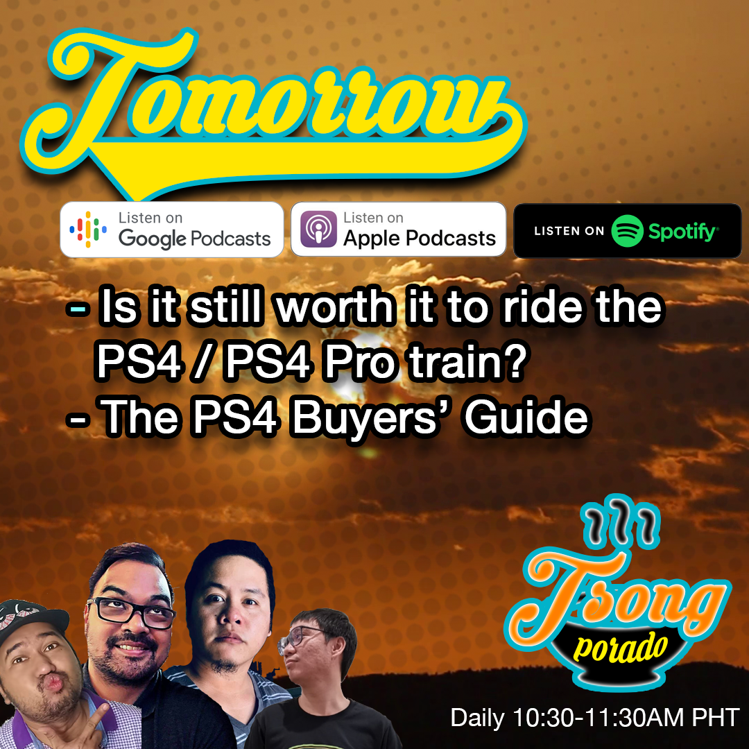 Ep. 8 - Too Late in the PS4 Hype Train?, PS4 Buyers Guide
