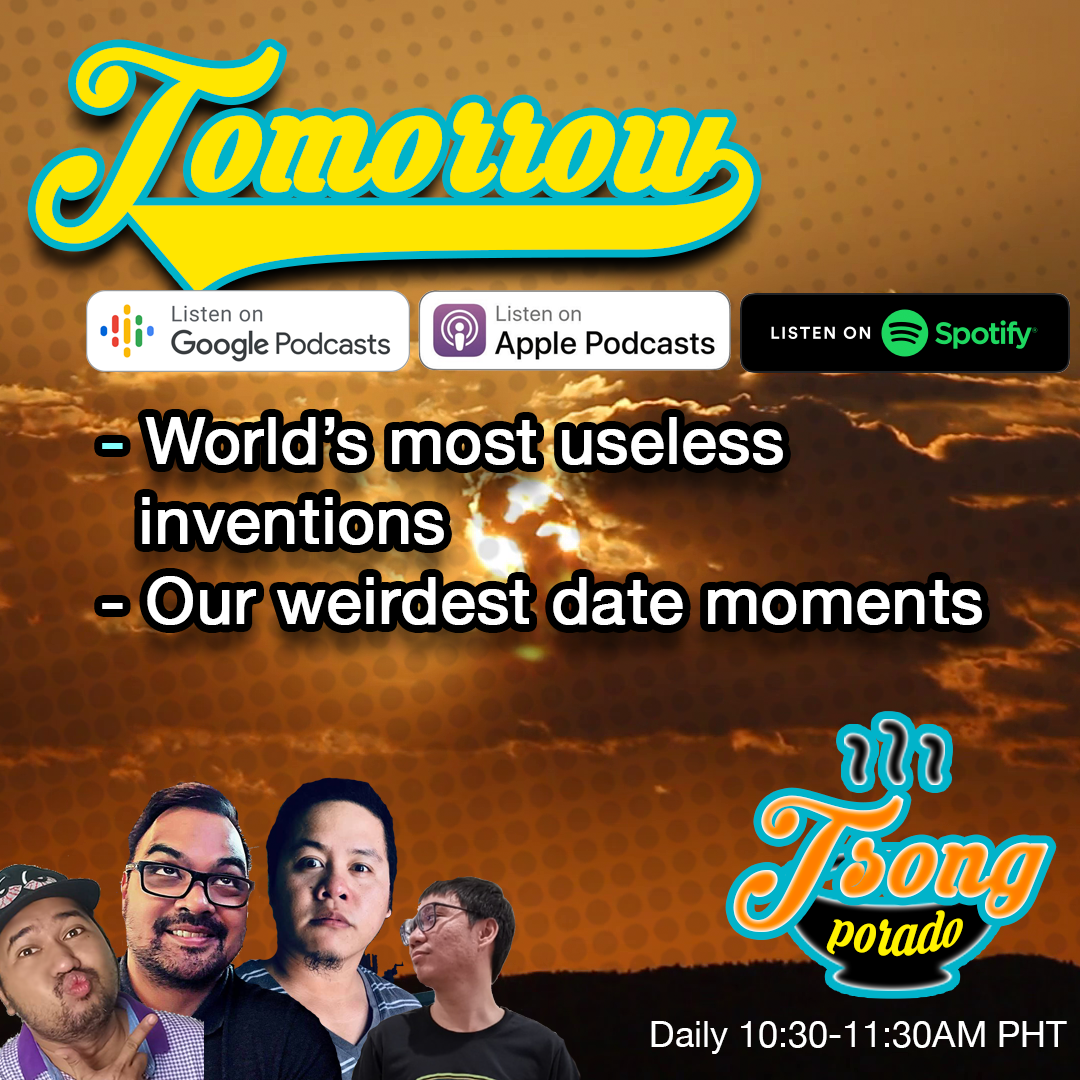 Ep. 9 - World's Most Useless Inventions, Weirdest Dating Moments