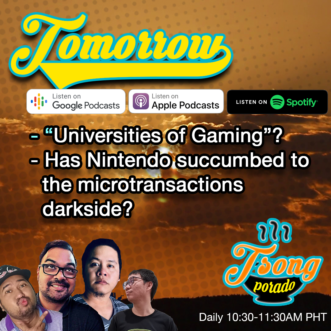 Ep. 10 - Universities of Gaming, Nintendo and its Microtransactions