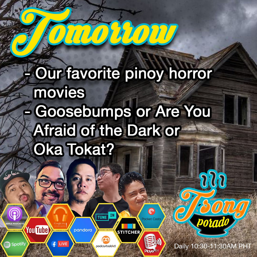 Ep. 13 - PS5 on 2020, Scariest Horror Movie Memories, Are You Afraid of the Dark