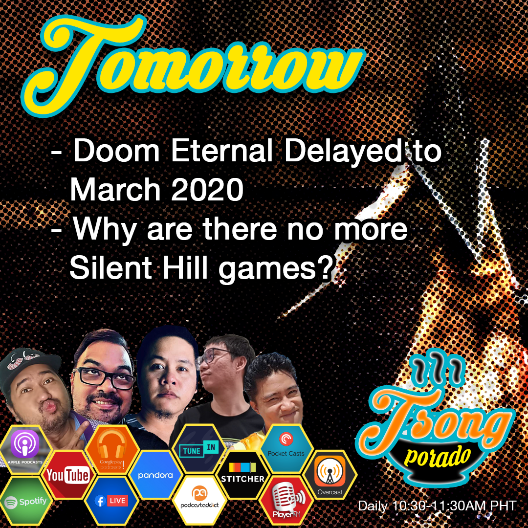 Ep. 14 - Doom Eternal Delayed, Where Are Our Silent Hill Games