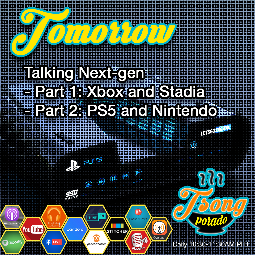 Ep. 19 - Talking Next-gen (Part 1) Stadia and Xbox