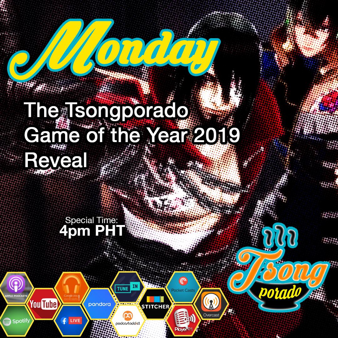 Ep. 31 - The Tsongporado Game of the Year 2019