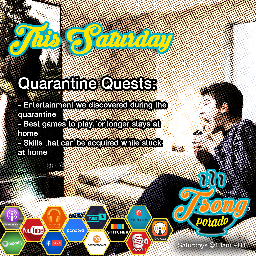 Ep. 37 - Quarantine Quests