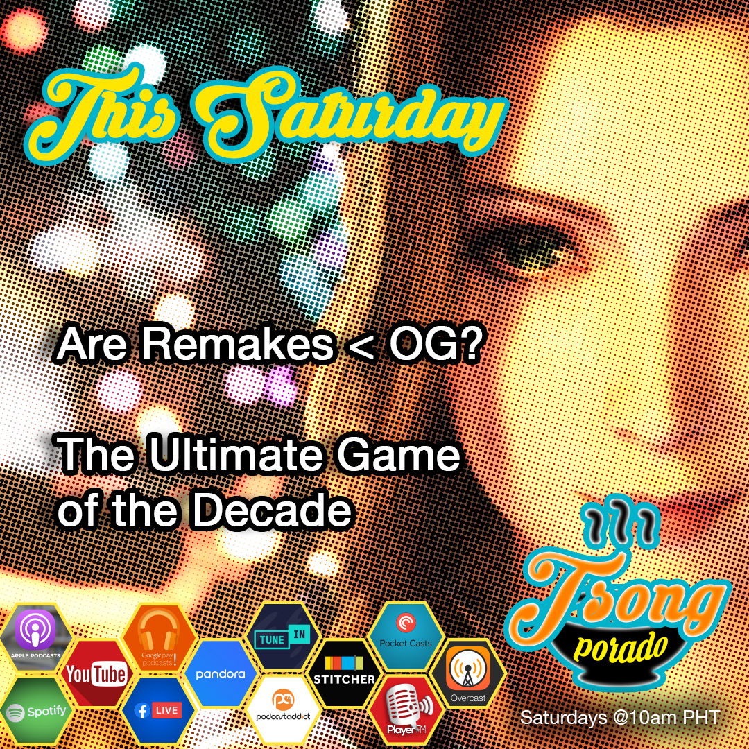 Ep. 38 - Top Games of the Decade and Remakes Unmade