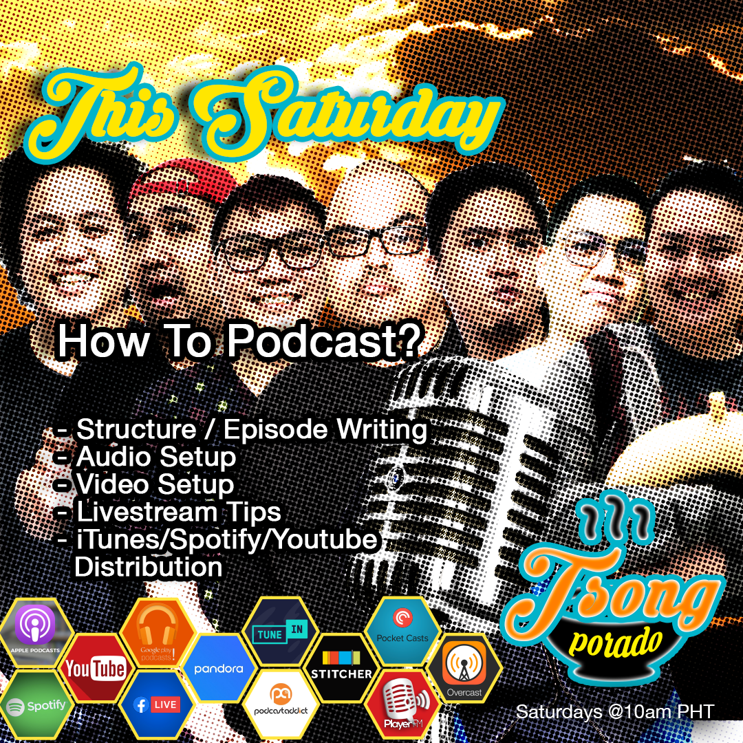 Ep. 39 - How to Podcast