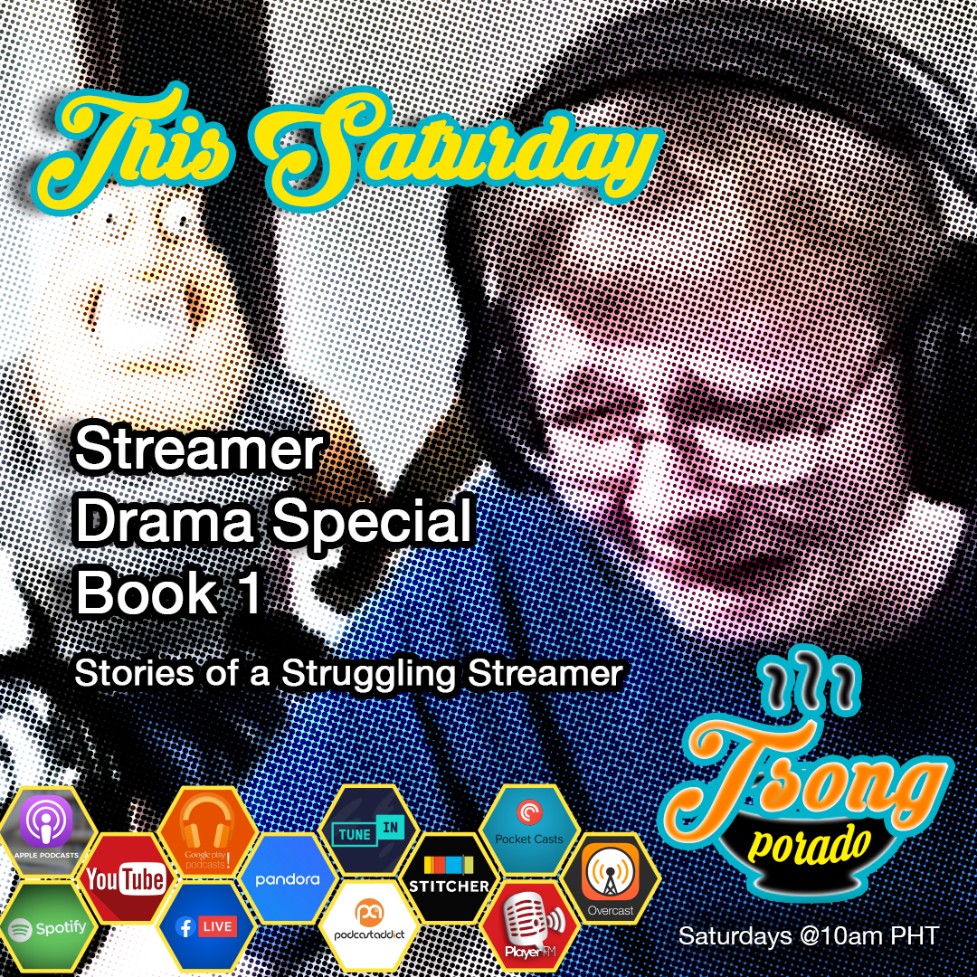 Ep. 40 - Streamers Drama Special Book 1