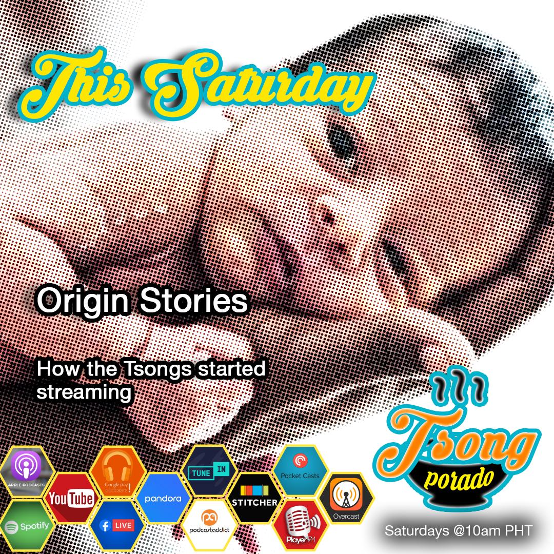 Ep. 41 - Tsongs' Origin Stories
